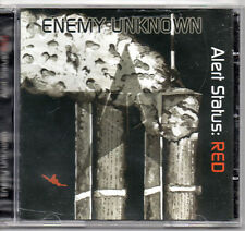 Enemy Unknown - Alert Status: Red CD