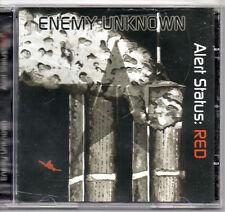 Enemy Unknown - Alert Status: Red CD