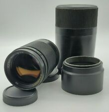 💥VTG Jupiter 37A 135mm f/3.5 M42 mount Russian Tele Lens Telephoto Portrait O13