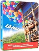 Blu-ray Là-Haut Disney Pixar Steelbook Édition Limitée Exclusive Fnac France