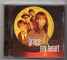 (JG60) Grace Of My Heart, Soundtrack - 1996 CD