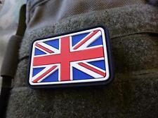 JTG - UK / Great Britain Flag Patch, fullcolor / 3D Rubber patch
