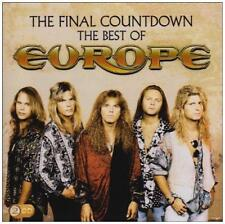 Europe - The Final Countdown: The Best Of Europe (NEW 2CD)