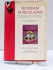 Russian Porcelains by Marvin C. Ross - definitive book - no longer in print