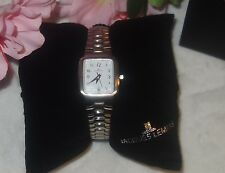 Jacques Lemans Women's 1-1175B Helsinki Analog Watch NEW