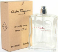 Incanto Uomo Men Salvatore Ferragamo Eau de Toilette Spray 3.4 oz - New Tester