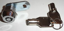Lock And Keys For Vm-010 $1 & $5 Dollar Bill Changer Door