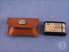 Leudi Lite Extinction Light Meter inc Brown Leather Case - 9780