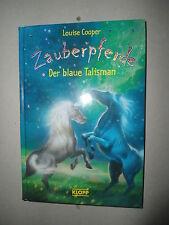 XXXX Cooper , Zauberpferde , Der blaue Talisman , Klopp ,  Buch