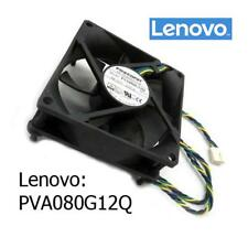 Lenovo ThinkCentre Edge73 E73 Cooling Fan 45K6530 | 80mm x 25mm | 4-Wire / 4-Pin