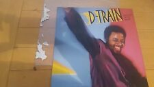 James (D-Train) Williams* ‎– Miracles Of The Heart 1986 UK LP