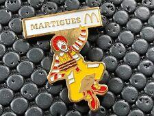 pins pin RONALD MC DONALD'S MC DO MARTIGUES