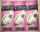 LADIES POWERBILT TPS TOUR CABRETTA REAL LEATHER GOLF GLOVE NEW IN PACKAGE,