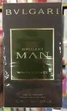 Treehousecollections: Bulgari Man Wood Essence EDP Perfume Spray for Men 100ml