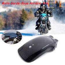 Moto Noir Garde-Boue Arrière Aile pour Chopper Bobber Cafe Racer 1994-2003