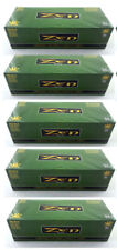 5 Boxes Zen Smoke Menthol King Size Cigarette Filter Tubes 1,000 Tubes - 3132-5