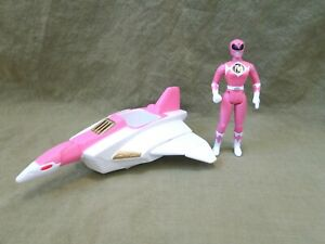 1995 McDonald's Happy Meal Mighty Morphin Power Rangers The Movie: Pink Ranger