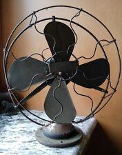 Antique Century Fresh-nd Aire Fan Brass,  AS-IS, Industrial Art, broke