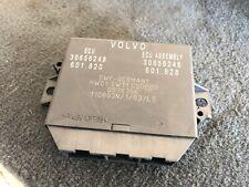 VOLVO XC90 PARKING DISTANCE CONTROL MODULE / PARKTRONIC ECU 30656248 - 30656246