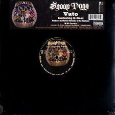 "Snoop Dogg Vinyl Record Vato bw Candy Feat B REAL Hip Hop Rap 12"""