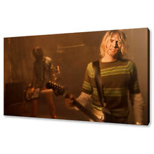 Smells Like Teen Spirit Kurt Cobain Nirvana canvas print picture wall art