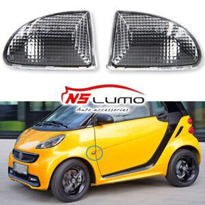 For 2007-2015 Smart Fortwo 451 MK1 & MKII OEM LED Side Marker Turn Signal Light
