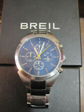 """BREIL"" WATCH TW 1471 - CHRONO GENT 42 MM - STAINLESS STEEL - WITH BOX"