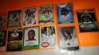 TOPPS/SCORE + MORE AUTOGRAPHED RCs/INSERTS==PICK 5 FROM LISTING