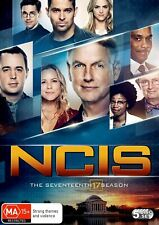 NCIS Season 17 (Region 2 UK Compatible) DVD The Complete Series Genuine