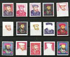 Probedruck Test Stamp Maschinprobe Specimen Prueba Staatsdruckerei Wien ! 1971