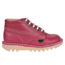 Chaussures roses Kickers pour bébé
