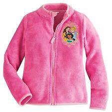 Disney Princess Fleece Jacket Pink Size 3 NWT