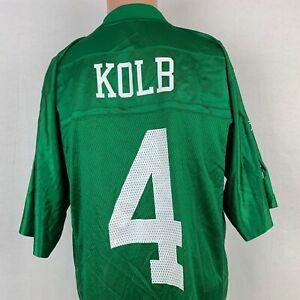 Reebok Kevin Kolb Philadelphia Eagles Retro Replica Jersey NFL Green Size Small
