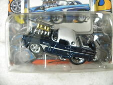1956 FORD THUNDERBIRD        2012 MAISTO THE ORIGINAL MUSCLE MACHINES    1:64