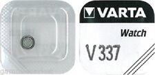 5 pile per orologi 337 VARTA   SR416 SW