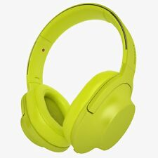 Sony MDR-100AAP H.Ear Overhead Headphones LIME Yellow Brand New