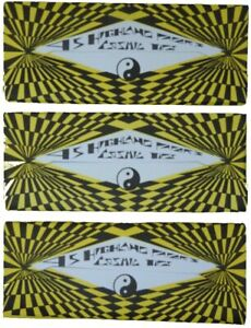 Highland Cosmic Kingsize Rolling Papers And Tips x3 Booklets King Size Paper Set