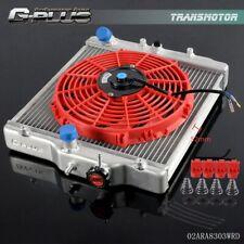 Radiator For 01-05 Honda Acura Civic EL GAS CNG D17A6 D17A2 D17A1 Value BS72H3