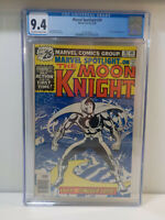 MARVEL SPOTLIGHT #28 KEY 1st SOLO MOON KNIGHT +CGC 9.4 TV SHOW SOON
