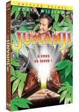 Jumanji - A vous de jouer! (Robin Williams) DVD NEUF SOUS BLISTER
