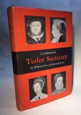 Tudor Secretary by F.G. Emmison Published by Harvard Press 1961
