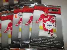 2001-02 Upper Deck Victory NHL Hockey LARGE LOT of 200 FACTORY SEALED Packs