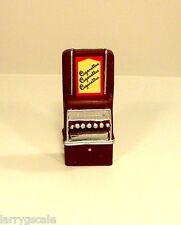 Cigarette Machine Miniature Wall Mount Style 1/24 Scale G Diorama Accessory Item