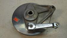 1974 Honda CB350 four CB 350 f H695' rear brake hub drum