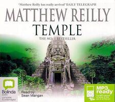 Matthew REILLY / TEMPLE        [ Audiobook ]
