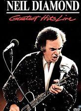 Neil Diamond - Greatest Hits Live (DVD, 1997)