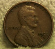 1925D lincoln penny