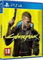 Cyberpunk 2077 PS4 BRAND NEW SEALED