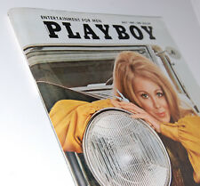 Playboy May 1969 Very Fine (8.0 - 9.0) Playmate Sally Sheffield, Vargas, Cosby