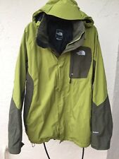 THE NORTH FACE 2 IN 1 ATLAS TRICLIMATE HYVENT MENS JACKET SZ L